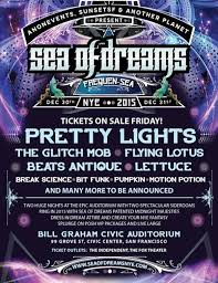 pretty lights nye tickets sea of dreams frequen sea new year s eve edm