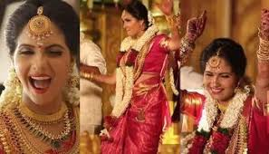 arranged wedding that celebrated arranged marriages