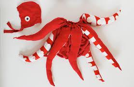 Octopus Halloween Costumes Mer Mag Diy Baby Octopus Costume Mer Mag