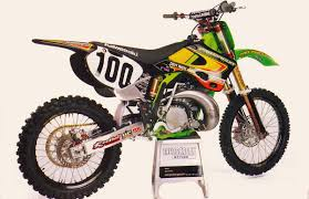 kawasaki motocross bikes for sale pro circuit 2002 simple green kx125 build old moto