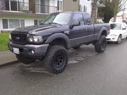 2010 ford ranger rims finally all black rims no more bling ranger forums the