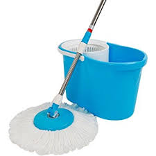 generic easy magic floor mop 360 2 heads microfiber spin