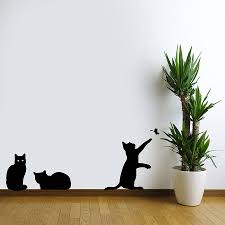 Wall Art Designs Wall Art Designs Cat Wall Art Plant Cat Wall Art Green Sample