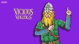 vicious vikings horrible histories tv