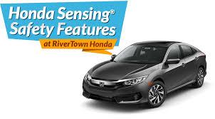 rivertown honda used cars honda sensing safety features