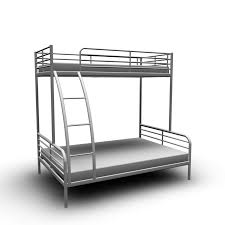 Ikea Bunk Bed Frame Tromsö Bunk Bed Frame Design And Decorate Your Room In 3d