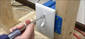 How To Change Out A Light Switch How To Replace A Light Switch With A Switch Outlet Combo
