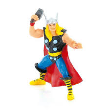 marvel avengers action figure thor 4 11 16in with hammer new odins