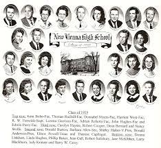 mccollum high school yearbook new vienna ohio memories may 2011