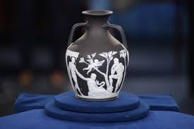 The Portland Vase Wedgwood Black Jasper Portland Vase Antiques Roadshow Pbs