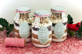 brownie mix in a jar gift u0026 favor ideas from evermine