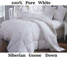 Hungarian Goose Down Duvet All Season 100 Down Duvet Ebay