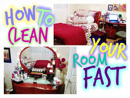 How To Clean House Fast by How To Clean A Very Messy Room In 10 Minutes Tidy Your Properly