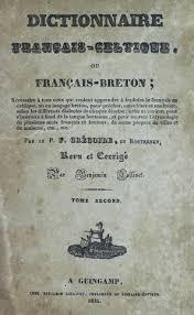 id s d oration chambre dictionnaire français celtique g de rostrenen tome 2 1834