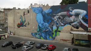 huge graffiti wall murals the unique art of etam crew pin it on pinterest ilikethesepixels huge graffiti wall murals