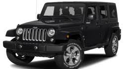 jeep rubicon 4x4 4 door 2017 jeep wrangler unlimited rubicon 4dr 4x4 pricing and options