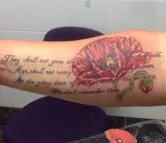 anzac day tattoo i did my tattoos pinterest tattoo