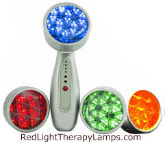 Hand Held Light Therapy Devices