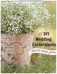 11 diy wedding centerpieces that u0027ll drop jaws allfreediyweddings com
