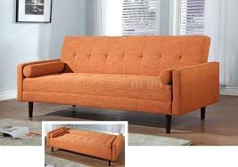 convertible couch orange bunk bed couches for small spaces price