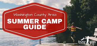 Speech Garden Summer Camp - local summer camp guide wc busy kids