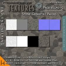 Stones For Patio Second Life Marketplace Ksgp015 1024px Grey Brown Smooth