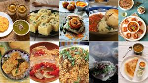10 indian states and their special dishes