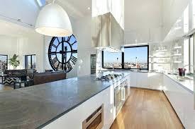 horloge cuisine moderne pendule moderne cuisine horloge diamatre 395 cm fourchettes et