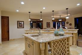 Recessed Kitchen Ceiling Lights by Basement Recessed Lighting In Warm Look Jeffsbakery Basement