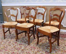 french country dining chairs ebay