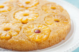 pineapple upside down cake recipe grain free deliciously organic