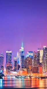 New York landscapes images Skyline of new york iphone beautiful landscape wallpapers jpg