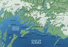 Map Of Southeast Alaska by Copper River Salmon In Cordova Alaska Video Huffpost