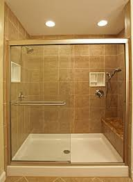 Small Bathroom Showers Ideas by After The Budget From The Decision To Consider The Size Of Your
