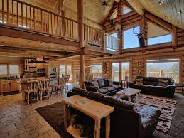 Sq Ft To Ft 5000 Sq Ft Log Cabin 7 Br Sleeps Up To 40 Vrbo