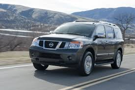 nissan armada platinum reserve equipment upgrades and price increase for 2013 nissan armada suv