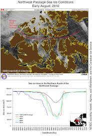 Iup Map North By Northwest Arctic Sea Ice News And Analysis