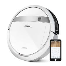 cleaning robots amazon com ecovacs deebot m88 robotic vacuum cleaner for pet