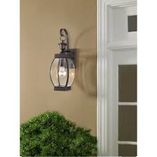 Quoizel Wall Sconce Quoizel Oas8406z One Light Outdoor Wall Lantern Wall Porch