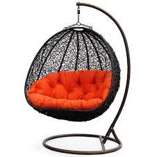 wicker porch swing with stand home design ideas