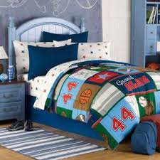 Twin Size Bed In A Bag 8 Best Mitchel U0027s Room Images On Pinterest Basketball Bedding