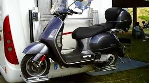 porta scooter per auto portamoto per cer innovativo