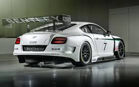 bentley sports car rear bentley continental gt3 2013 wallpapers and hd images car pixel