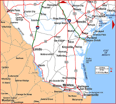 map tx highway map of south aaccessmaps com