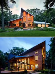 Dynamic Roofing Concepts by 16 Examples Of Modern Houses With A Sloped Roof Modern Homes