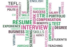 how to handle a tefl job interview