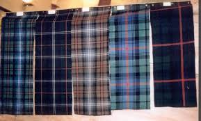 tartan pattern tartans clan urquhart