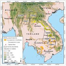 Southeastern Asia Map by Remote Sensing Free Full Text Mapping The Expansion Of Boom
