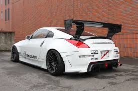 nissan 350z body kits if you could have a wide body kit which would you get pics