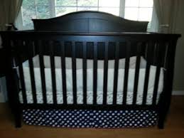Baby Crib Bed Skirt Designs Cutting Corners Diy Crib Bed Skirt The